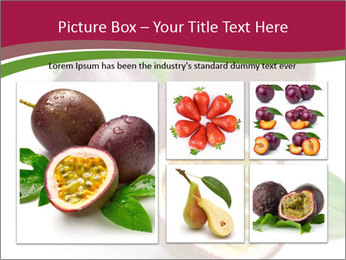 Passion fruit PowerPoint Template - Slide 19