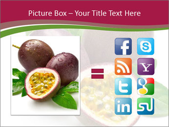 Passion fruit PowerPoint Template - Slide 21