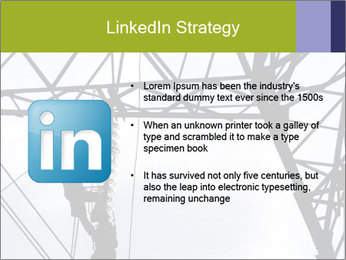Repairing a power line PowerPoint Template - Slide 12