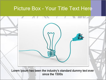 Repairing a power line PowerPoint Template - Slide 15