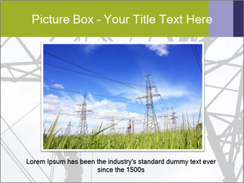 Repairing a power line PowerPoint Template - Slide 16