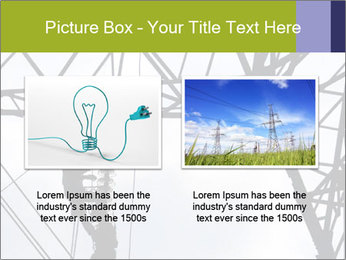 Repairing a power line PowerPoint Template - Slide 18
