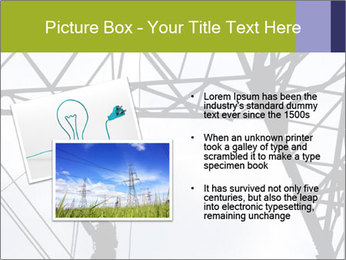 Repairing a power line PowerPoint Template - Slide 20