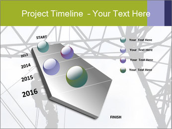 Repairing a power line PowerPoint Template - Slide 26