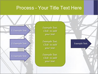 Repairing a power line PowerPoint Template - Slide 85