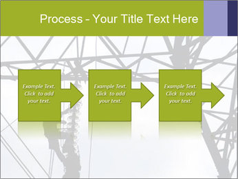 Repairing a power line PowerPoint Template - Slide 88