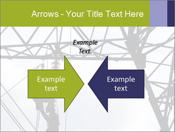 Repairing a power line PowerPoint Template - Slide 90