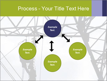Repairing a power line PowerPoint Template - Slide 91