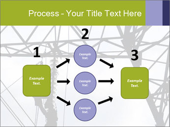 Repairing a power line PowerPoint Template - Slide 92
