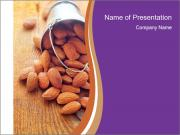 Nuts PowerPoint Templates
