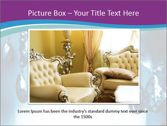 Chrystal chandelier PowerPoint Templates - Slide 16