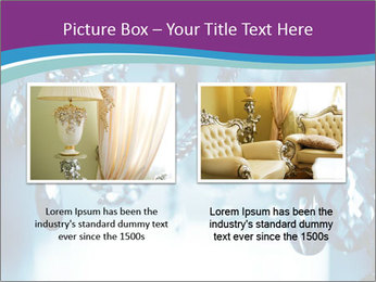 Chrystal chandelier PowerPoint Templates - Slide 18