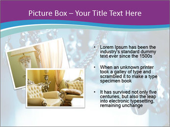Chrystal chandelier PowerPoint Templates - Slide 20