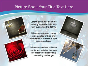 Chrystal chandelier PowerPoint Templates - Slide 24