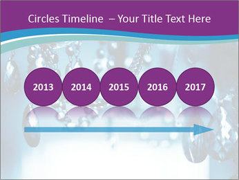 Chrystal chandelier PowerPoint Templates - Slide 29