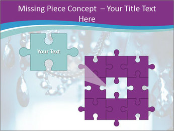 Chrystal chandelier PowerPoint Templates - Slide 45