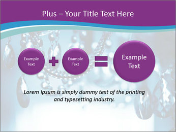Chrystal chandelier PowerPoint Templates - Slide 75