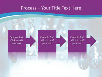 Chrystal chandelier PowerPoint Templates - Slide 88