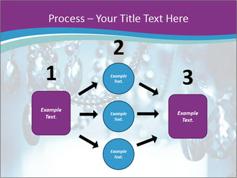 Chrystal chandelier PowerPoint Templates - Slide 92