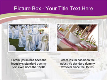 Festive table PowerPoint Template - Slide 18