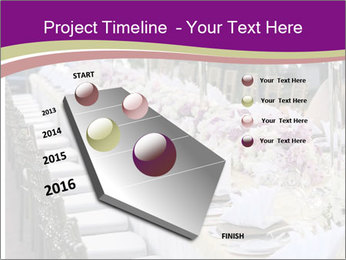 Festive table PowerPoint Template - Slide 26