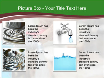 The water pressure PowerPoint Templates - Slide 14