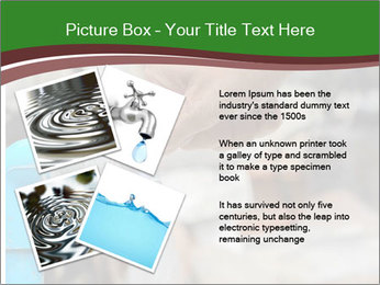 The water pressure PowerPoint Templates - Slide 23