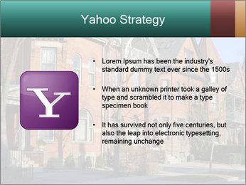 Victorian row of houses PowerPoint Template - Slide 11