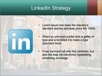 Victorian row of houses PowerPoint Template - Slide 12