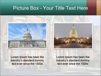 Victorian row of houses PowerPoint Template - Slide 18