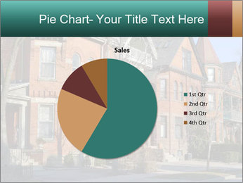 Victorian row of houses PowerPoint Template - Slide 36