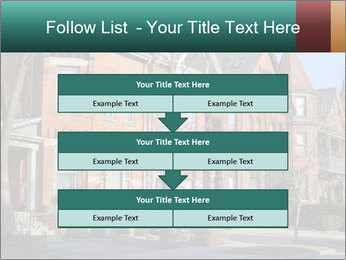 Victorian row of houses PowerPoint Template - Slide 60