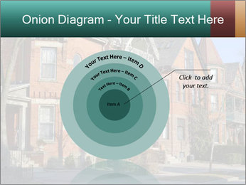 Victorian row of houses PowerPoint Template - Slide 61