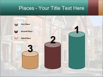 Victorian row of houses PowerPoint Template - Slide 65