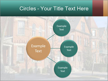 Victorian row of houses PowerPoint Template - Slide 79