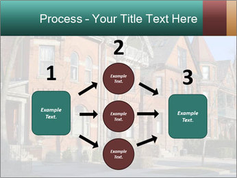 Victorian row of houses PowerPoint Template - Slide 92