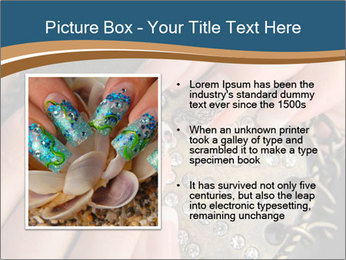 Manicures PowerPoint Template - Slide 13