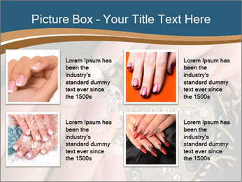 Manicures PowerPoint Template - Slide 14