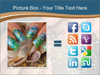 Manicures PowerPoint Template - Slide 21