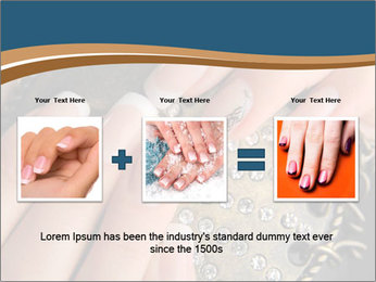Manicures PowerPoint Templates - Slide 22