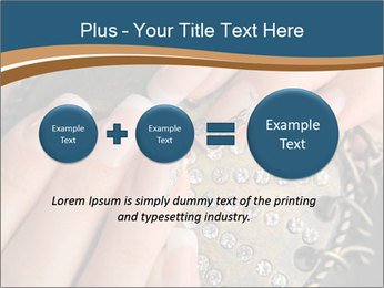 Manicures PowerPoint Template - Slide 75