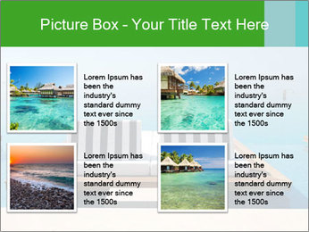 Infinity swimming pool PowerPoint Templates - Slide 14