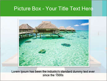 Infinity swimming pool PowerPoint Templates - Slide 16