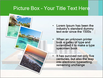 Infinity swimming pool PowerPoint Templates - Slide 17