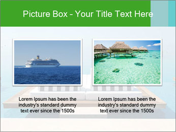 Infinity swimming pool PowerPoint Templates - Slide 18