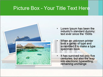 Infinity swimming pool PowerPoint Templates - Slide 20