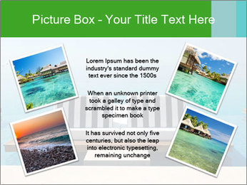 Infinity swimming pool PowerPoint Templates - Slide 24