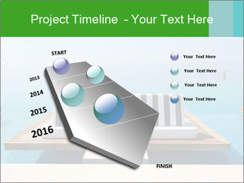 Infinity swimming pool PowerPoint Templates - Slide 26