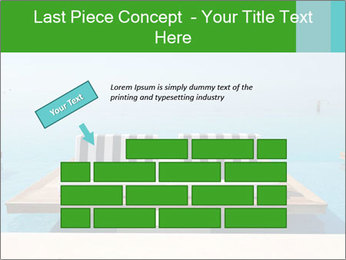 Infinity swimming pool PowerPoint Templates - Slide 46