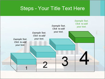 Infinity swimming pool PowerPoint Templates - Slide 64